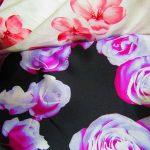 Floral, print, fabric, durban