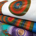 African Inspired print fabric collection