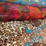 African Print fabric collection